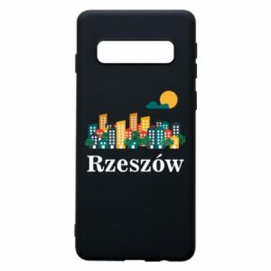 Phone case for Samsung S10 Rzeszow city