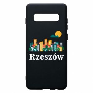 Phone case for Samsung S10+ Rzeszow city