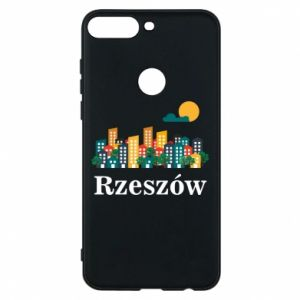 Phone case for Huawei Y7 Prime 2018 Rzeszow city