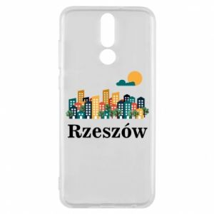 Phone case for Huawei Mate 10 Lite Rzeszow city