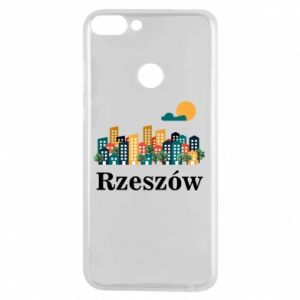Phone case for Huawei P Smart Rzeszow city