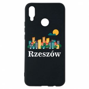 Phone case for Huawei P Smart Plus Rzeszow city