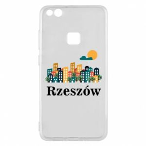 Phone case for Huawei P10 Lite Rzeszow city