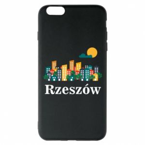 Phone case for iPhone 6 Plus/6S Plus Rzeszow city