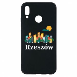 Phone case for Huawei P20 Lite Rzeszow city