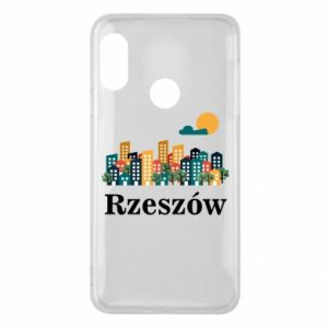 Phone case for Mi A2 Lite Rzeszow city