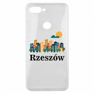 Phone case for Xiaomi Mi8 Lite Rzeszow city