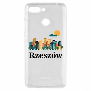Phone case for Xiaomi Redmi 6 Rzeszow city