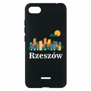Phone case for Xiaomi Redmi 6A Rzeszow city