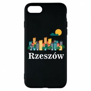Phone case for iPhone 7 Rzeszow city