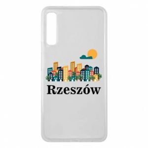 Phone case for Samsung A7 2018 Rzeszow city
