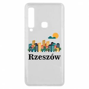 Phone case for Samsung A9 2018 Rzeszow city