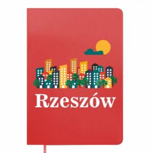 Notepad Rzeszow city