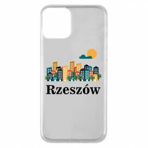 Phone case for iPhone 11 Rzeszow city