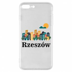 Phone case for iPhone 7 Plus Rzeszow city