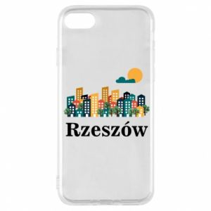 Phone case for iPhone 8 Rzeszow city