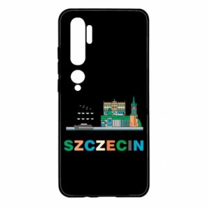 Etui na Xiaomi Mi Note 10 Miasto Szczecin