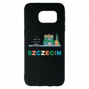 Etui na Samsung S7 EDGE Miasto Szczecin