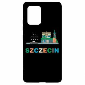 Etui na Samsung S10 Lite Miasto Szczecin