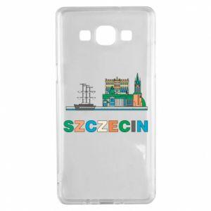 Etui na Samsung A5 2015 Miasto Szczecin
