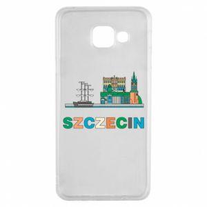 Etui na Samsung A3 2016 Miasto Szczecin