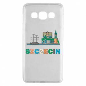 Etui na Samsung A3 2015 Miasto Szczecin