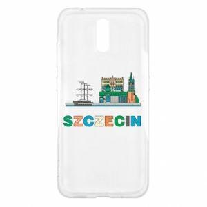 Etui na Nokia 2.3 Miasto Szczecin