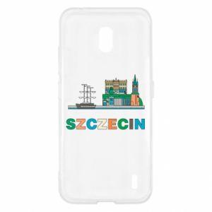Etui na Nokia 2.2 Miasto Szczecin