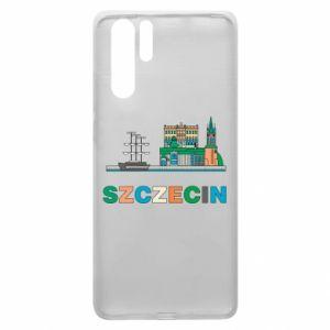 Etui na Huawei P30 Pro Miasto Szczecin