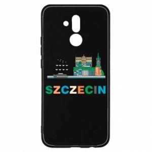 Etui na Huawei Mate 20 Lite Miasto Szczecin