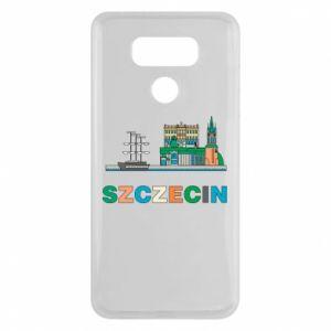 Etui na LG G6 Miasto Szczecin