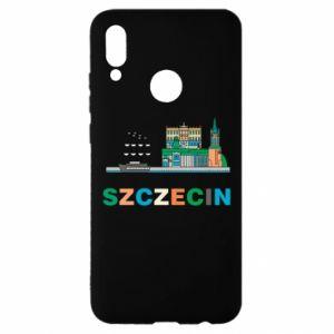 Etui na Huawei P Smart 2019 Miasto Szczecin
