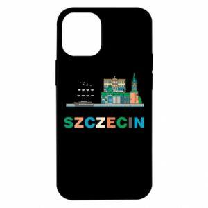 Etui na iPhone 12 Mini Miasto Szczecin