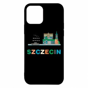 Etui na iPhone 12/12 Pro Miasto Szczecin