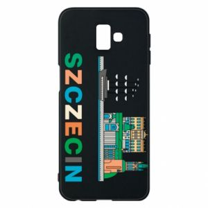 Samsung J6 Plus 2018 Case City Szczecin 2