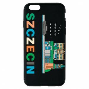 Etui na iPhone 6/6S Miasto Szczecin