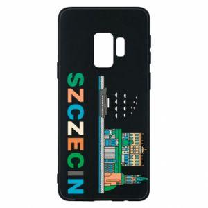 Etui na Samsung S9 Miasto Szczecin