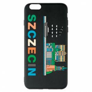 Etui na iPhone 6 Plus/6S Plus Miasto Szczecin