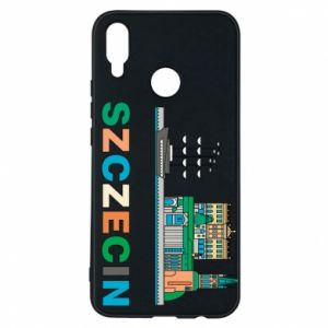Huawei P Smart Plus Case City Szczecin 2