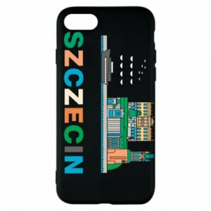 iPhone 7 Case City Szczecin 2