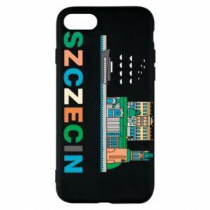 Etui na iPhone 7 Miasto Szczecin