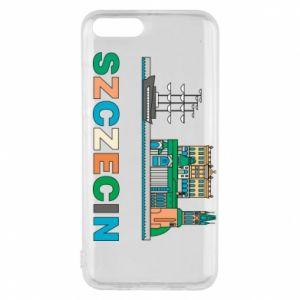 Etui na Xiaomi Mi6 Miasto Szczecin