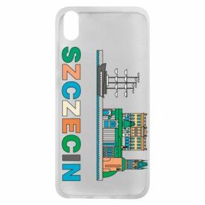 Etui na Xiaomi Redmi 7A Miasto Szczecin