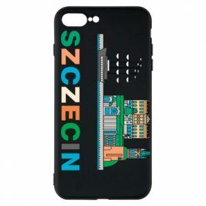 Etui na iPhone 7 Plus Miasto Szczecin