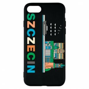 iPhone 8 Case City Szczecin 2