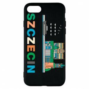 Etui na iPhone 8 Miasto Szczecin