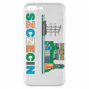 iPhone 8 Plus Case City Szczecin 2