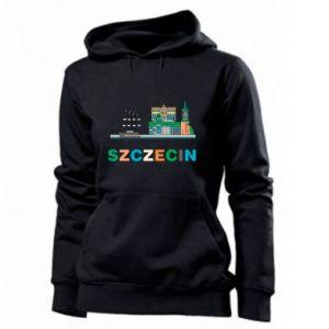 Bluza damska Miasto Szczecin