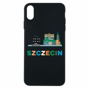 iPhone Xs Max Case City Szczecin 2