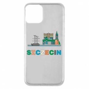 Etui na iPhone 11 Miasto Szczecin
